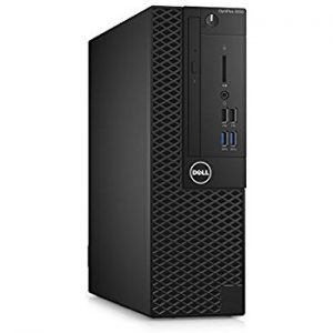 Dell KB216 - Small form factor - Intel Core i5 I5-7500