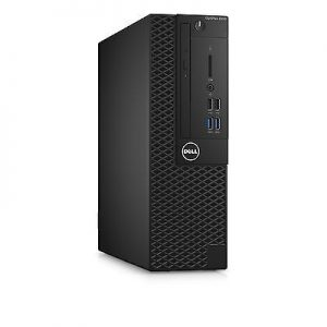Dell OptiPlex - Small form factor - Intel Core i3 I3-7100
