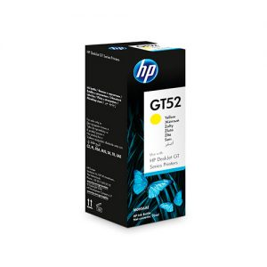 HP GT52 - Amarillo - original