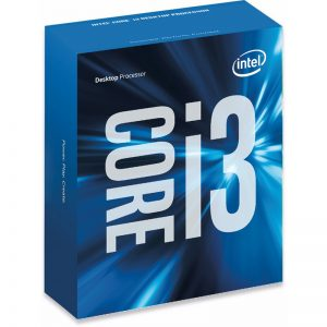 Intel Core i3 6100 - 3.7 GHz - 2 nucleos