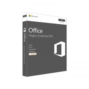Microsoft Office Home and Business 2016 - Licencia - Descarga