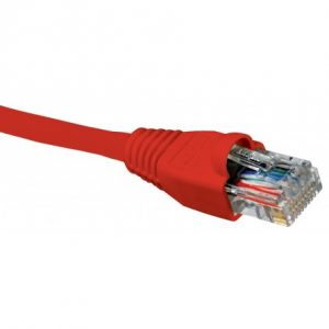 Nexxt - Cable de interconexion CAT5e 7ft rojo